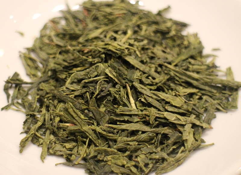 kinesiskt grönt te